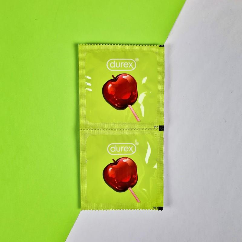 Durex Pleasurefruits kondoomid