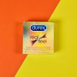 copy of Durex Real feel