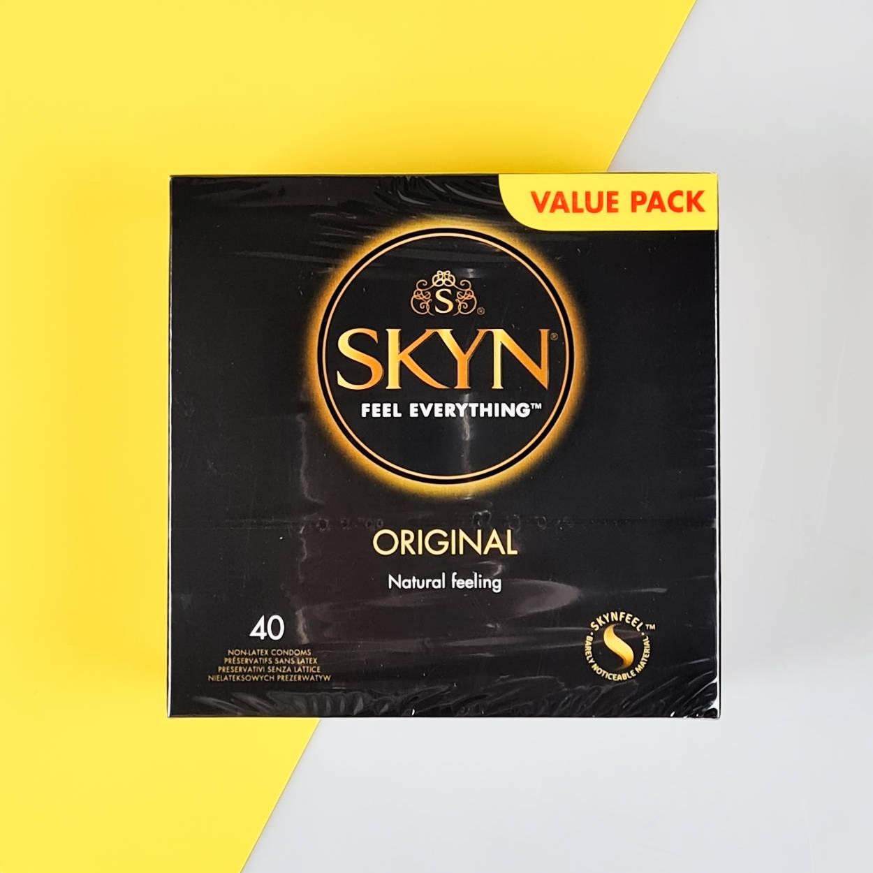 SKYN lateksivabad kondoomid